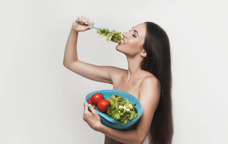 Как быть вегетарианцем и не похудеть