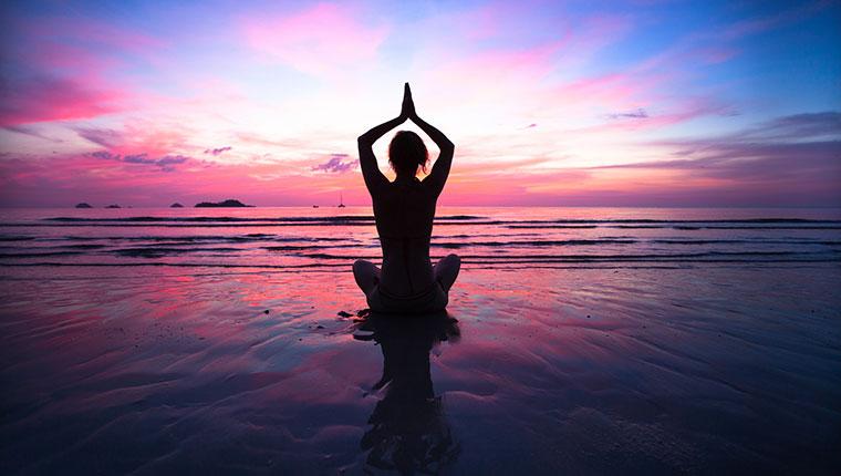 Восстанавливающая медитация