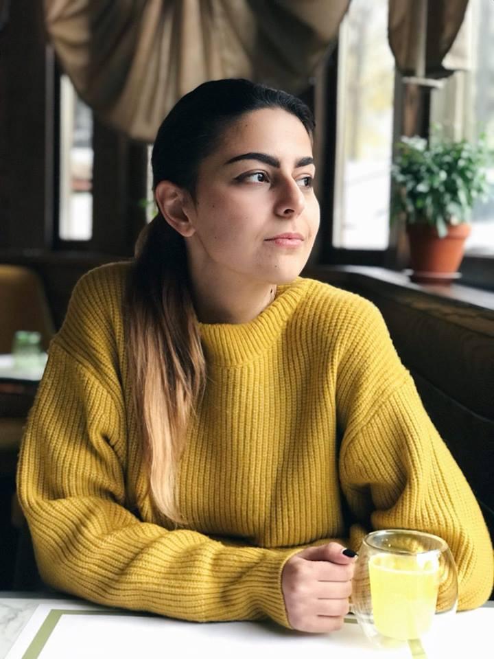 Ксения Nashi Argan