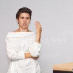 Благотворительный мастер-класс Саши Дергоусовой: «Поднимая планку»