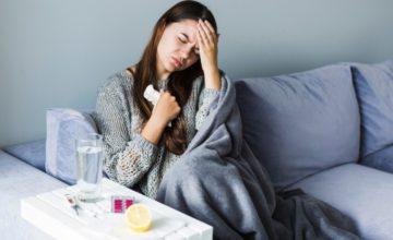 схема лечения при простуде