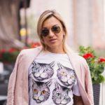 Блогер Наталья Мичковская: «В Instagram я показываю только то, чем готова делиться»